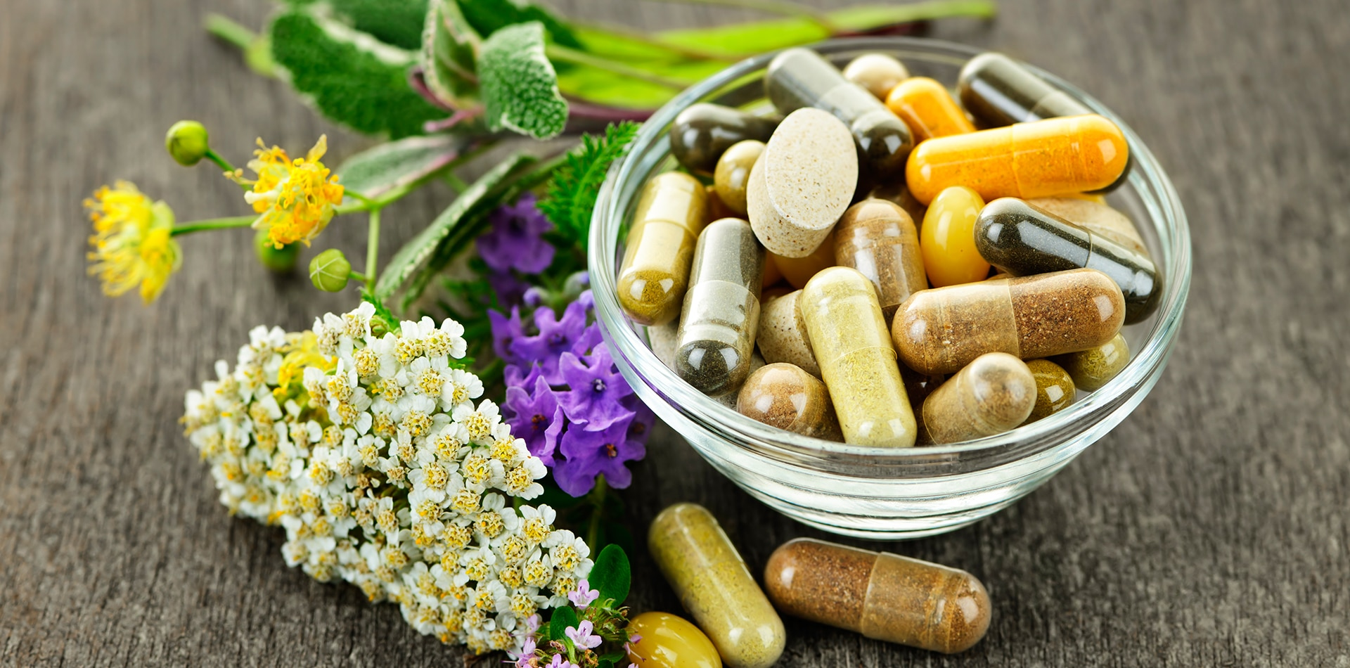 Natural supplements by The Healthy RD