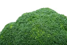 Picture of fresh broccoli by The Health RD