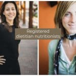Becoming an Online Nutritionist: 2 Dynamic Dietitians