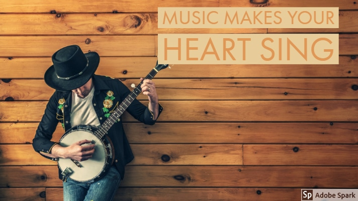 Heart Benefits of Music by The Healthy RD