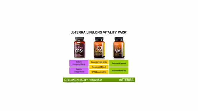 Lifelong vitality pack supplement by The Healthy RD