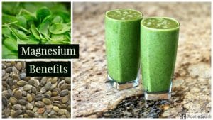 Magnesium benefits for health image by The Healthy RD