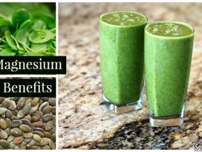 8 Magnesium Health Benefits