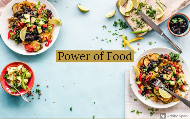 The power of food by The Healthy RD