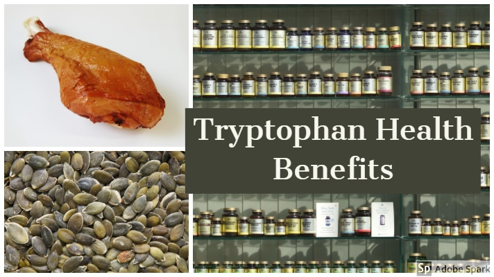 Tryptophan Health Benefits by The Healthy RD