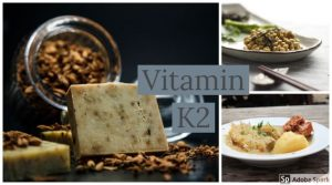 Vitamin K2 Food Sources by The Healthy RD