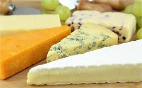 Cheese varieties by The Healthy RD