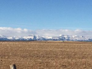 Rocky mountain front by The Healthy RD