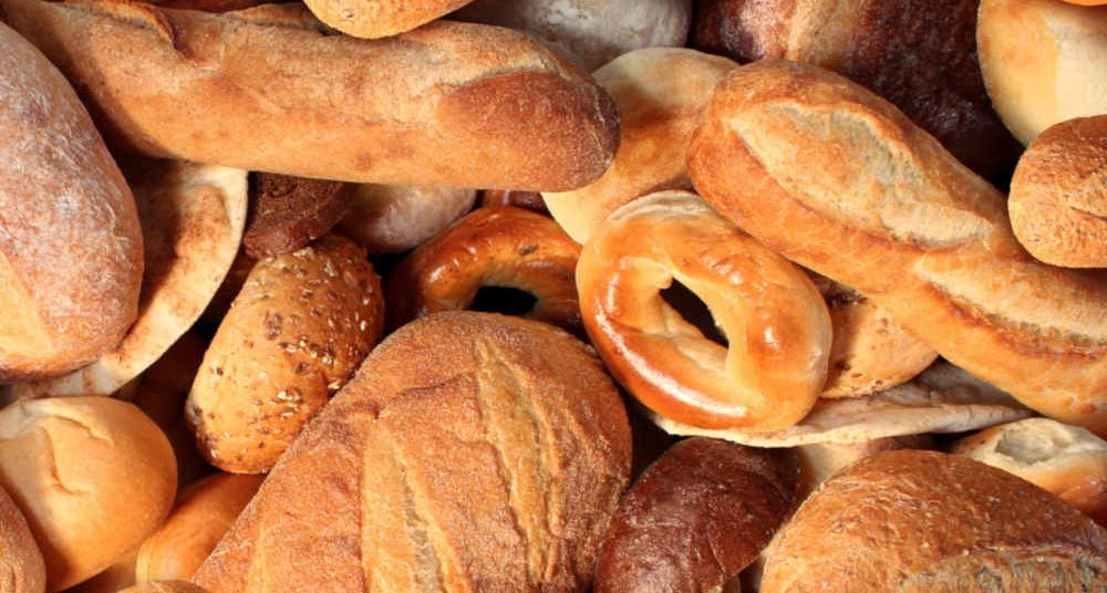 Baked breads and bagel assortment by The Healthy RD