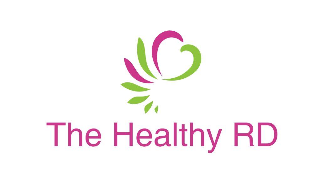 The Healthy RD Logo