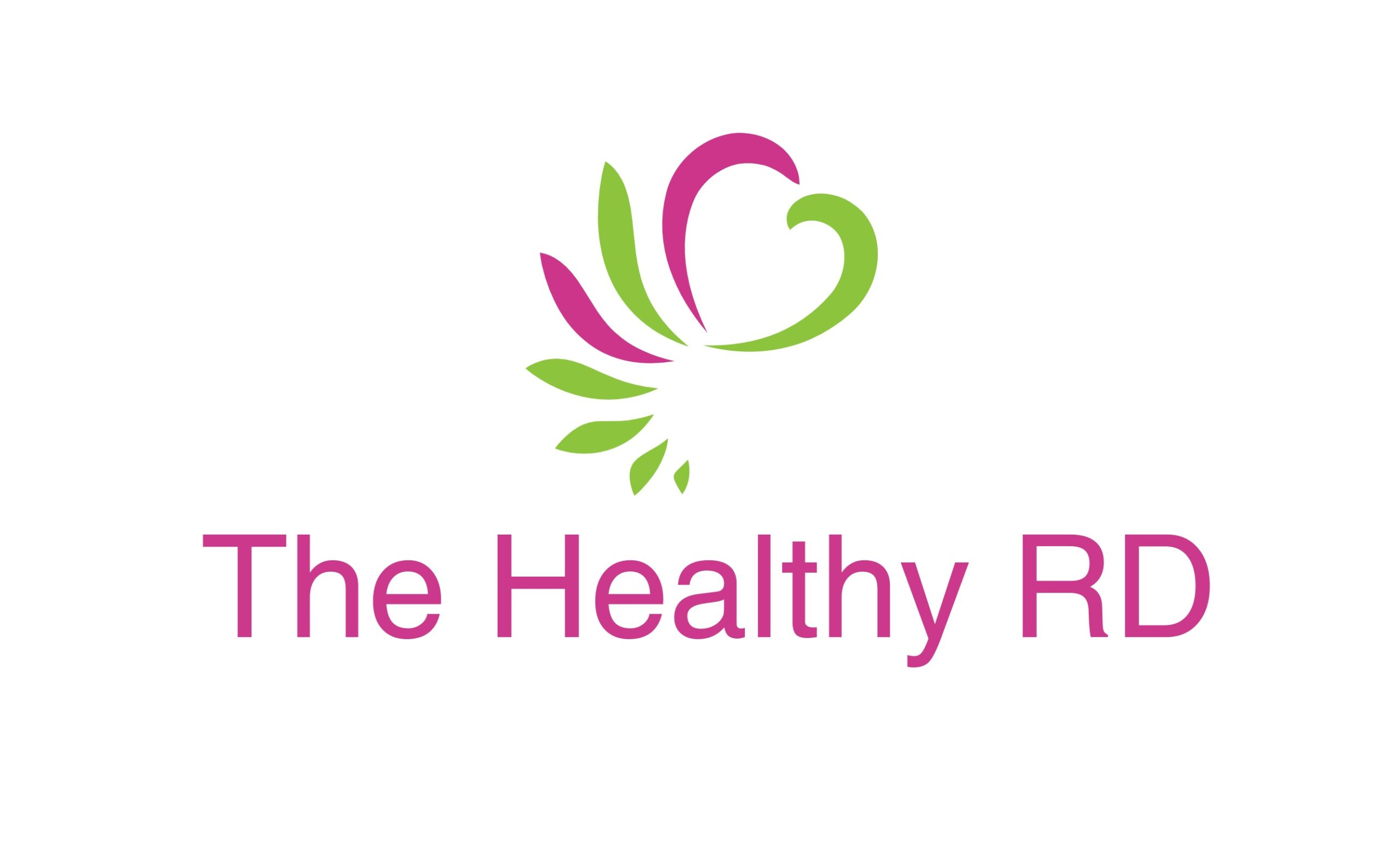 The Healthy RD Logo