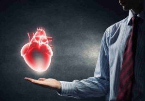 Heart care concept image by The Healthy RD