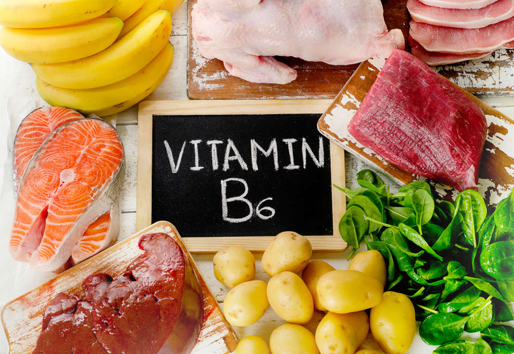 Vitamin B6 Rich Foods by The Healthy RD