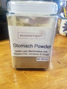 Stomach powder by The Healthy RD