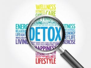 Detoxification at the center of health by The Healthy RD