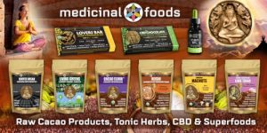 Medicinal foods by The Healthy RD