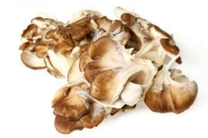 Maitake mushrooms by The Healthy RD