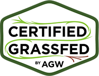 Certified Grassfed Symbol by The Healthy RD