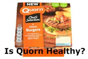 Is Quorn Healthy and Quorn Burgers by The Healthy RD