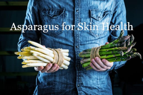 Asparagus benefits for skin health by The Healthy RD