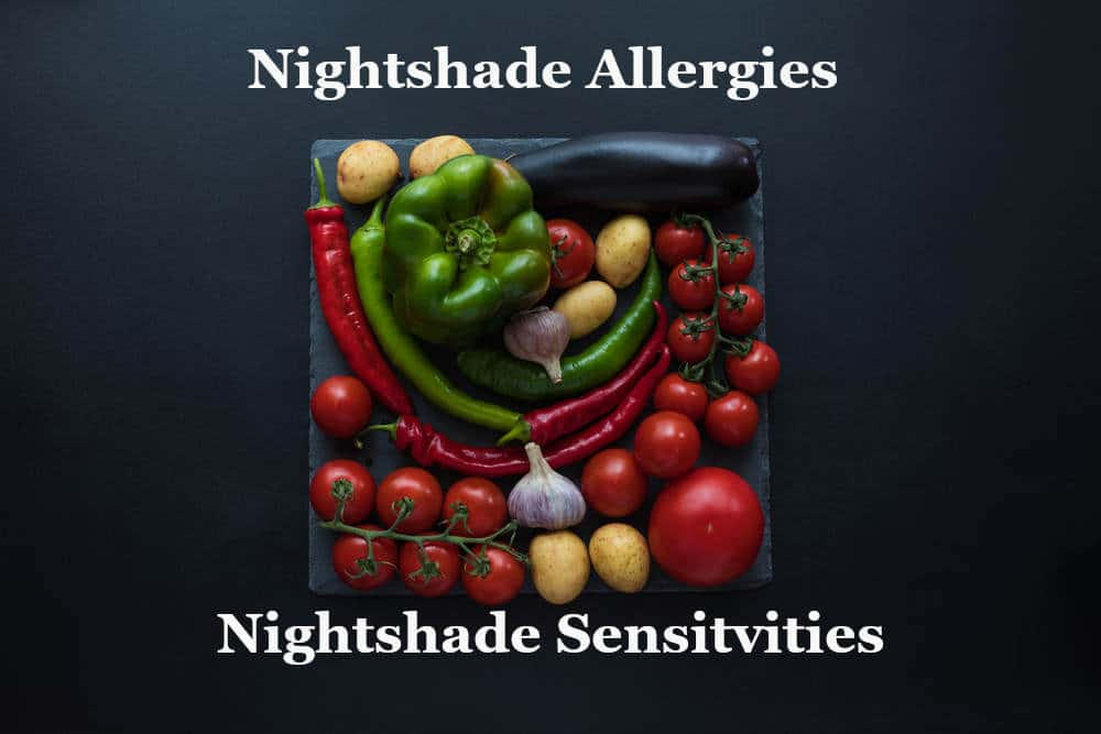 All about nightshade allergy and sensitivities by The Healthy RD