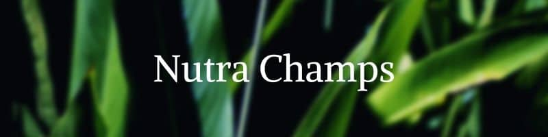 Nutra Champs Vitamins by The Healthy RD
