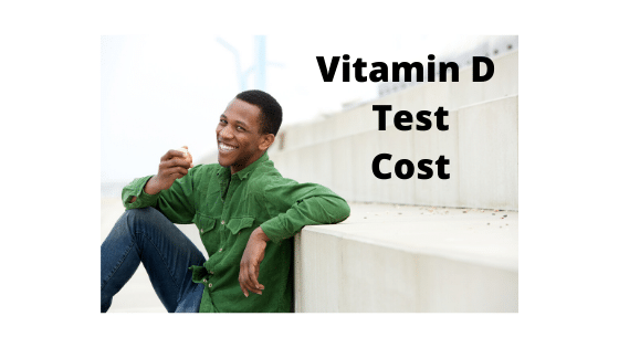 Healthy black man smiling depicting vitamin D test cost by The Healthy RD