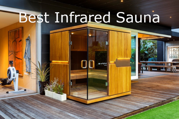 Best infrared sauna by The Healthy RD