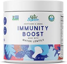 Immunity Boost Water Lentils from Real Source Foods by The Healthy RD