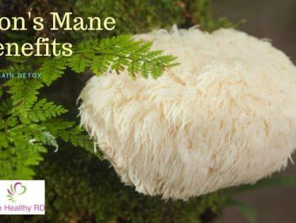 14 Lion's Mane Benefits as a Brain Detox Food