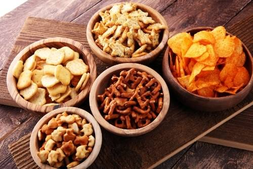 chemicals in crackers and chips by The Healthy RD