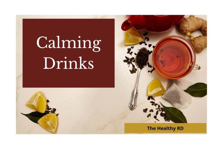 12 Calming Drink Ideas to Help with Relaxation + Focus