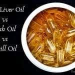 Cod Liver Oil vs. Fish oil vs. Krill Oil: Which is Best?